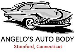 Angelo's Auto Body Logo